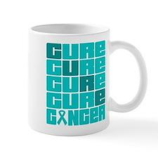 CURE Gynecologic Cancer Collage Mug