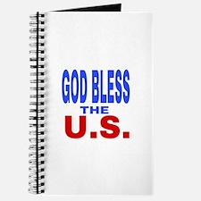 GOD BLESS THE U.S. Journal