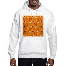 Orange Monsters Hoodie