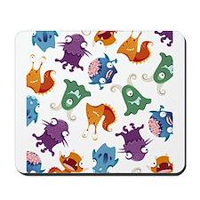 Monster Mash Print Mousepad