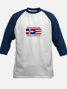 Dominirican Kids Baseball Jersey