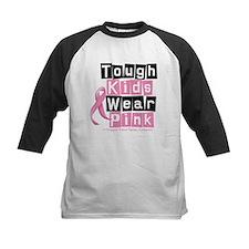 Tough Kids Wear Pink Tee