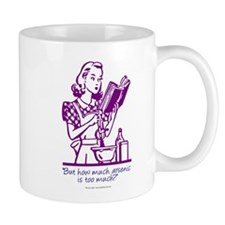 Arsenic mug