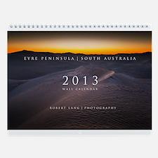 2013 Eyre Peninsula Wall Calendar
