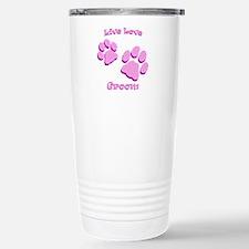 Live Love Groom Travel Mug