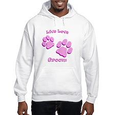 Live Love Groom Hoodie