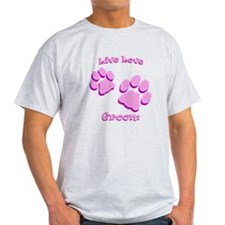 Live Love Groom T-Shirt