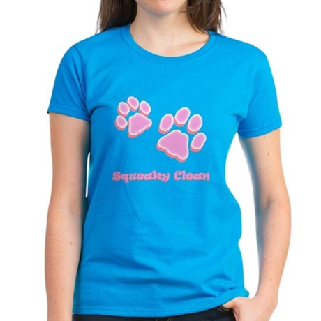 Squeaky Clean Women's Dark T-Shirt