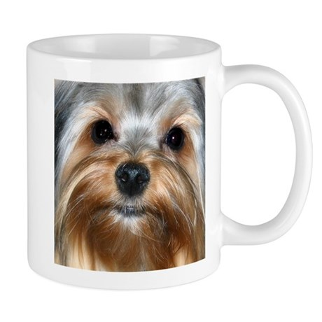 In Your Face Yorkshire Terrier Mug