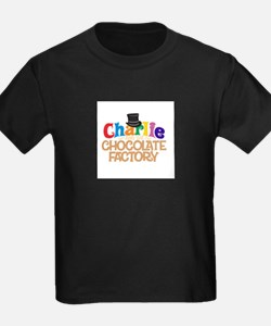 charlie and the chocholate factory T