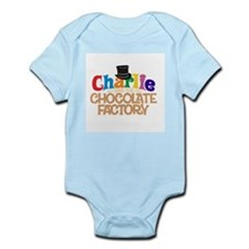 charlie and the chocholate factory Infant Bodysuit