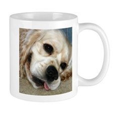 Pooped Cocker Spaniel Mug