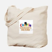 charlie and the chocholate factory Tote Bag