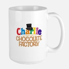 charlie and the chocholate factory Mug