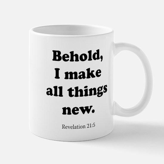 Revelation 21:5 Mug