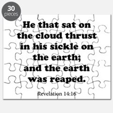 Revelation 14:16 Puzzle
