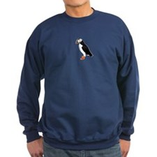 Puffin Bird T-Shirt Sweatshirt