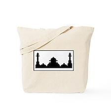 No 17 Area M.E.F Tote Bag