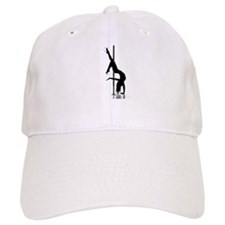 pole dancer 1 Baseball Cap