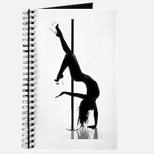 pole dancer 1 Journal