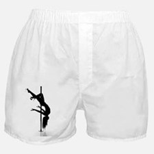pole dancer 3 Boxer Shorts