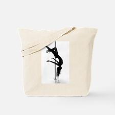pole dancer 3 Tote Bag
