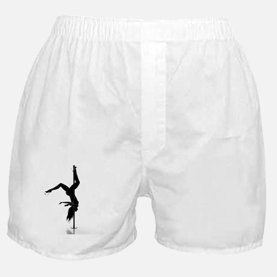 pole dancer 5 Boxer Shorts