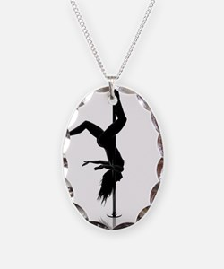 pole dancer 5 Necklace