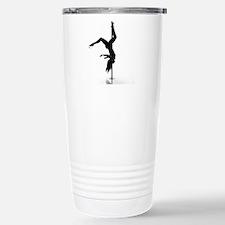 pole dancer 5 Stainless Steel Travel Mug