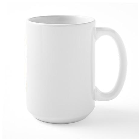 Childe Hassam Boston In Twilight Large Mug