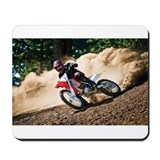 Dirt bike Classic Mousepad