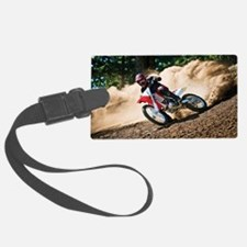 motorcycle-off-road Luggage Tag