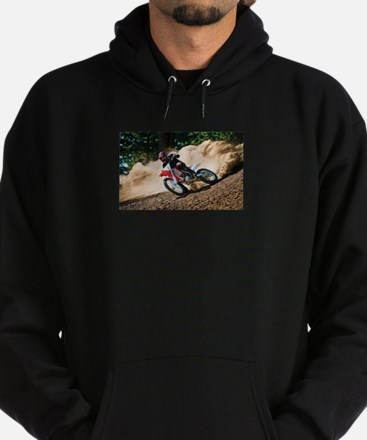motorcycle-off-road Hoodie (dark)