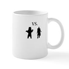 bear vs demon Mug