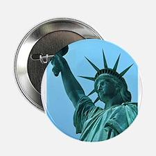 "Lady Liberty 2.25"" Button"