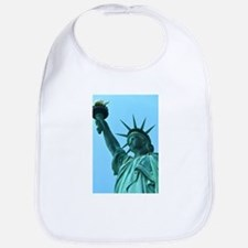 Lady Liberty Bib