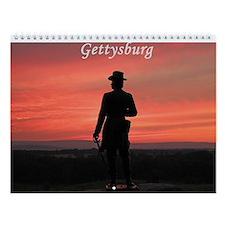 Gettysburg Calendar