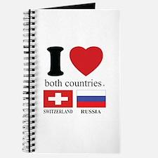 SWITZERLAND-RUSSIA Journal