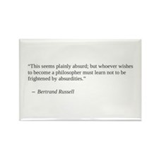 Bertand Russell on absurdity and philosophy Rectan