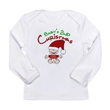 BABYSECONDXMAStee Long Sleeve T-Shirt