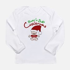 BABYSECONDXMAStee Long Sleeve T-Shirt