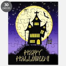 Spooky Halloween 1 Puzzle