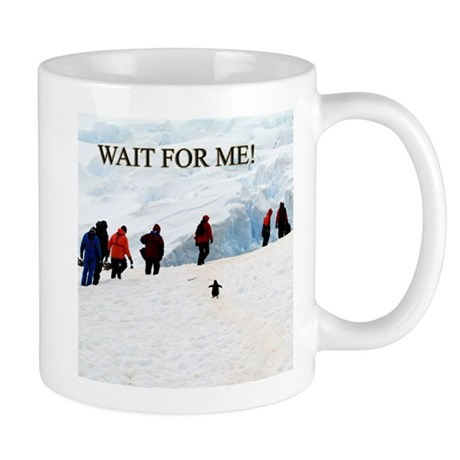 Wait for me - Mug
