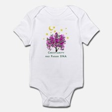 Christianity Has Pagan DNA Infant Bodysuit