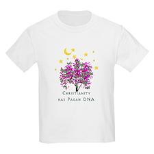 Christianity Has Pagan DNA Kids T-Shirt