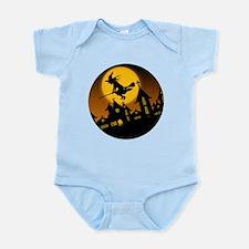 Spooky Halloween 2 Infant Bodysuit