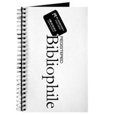 Registered Bibliophile Journal