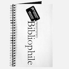 Registered Bibliophile Journal