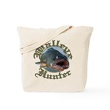 Walleye hunter 3 Tote Bag