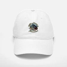 Walleye hunter 3 Baseball Baseball Cap